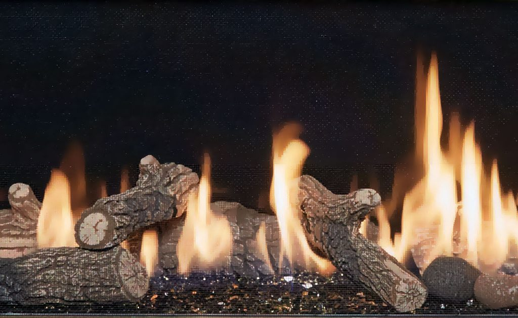 Traditional Log Set